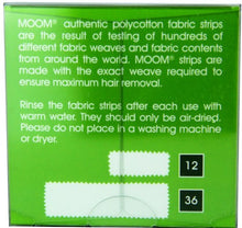 Load image into Gallery viewer, MOOM Fabric Strips  (48 Count) (2 Pack)