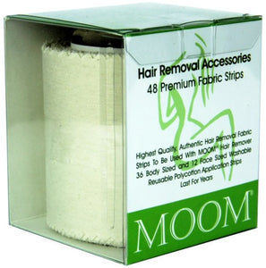 MOOM Fabric Strips  (48 Count) (2 Pack)