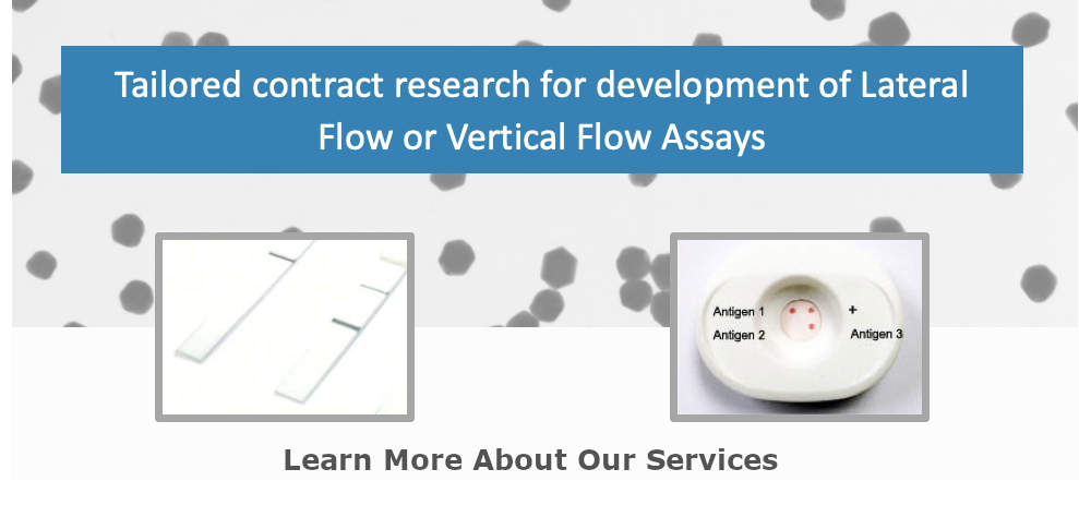 Lateral Flow Assay Development Services
