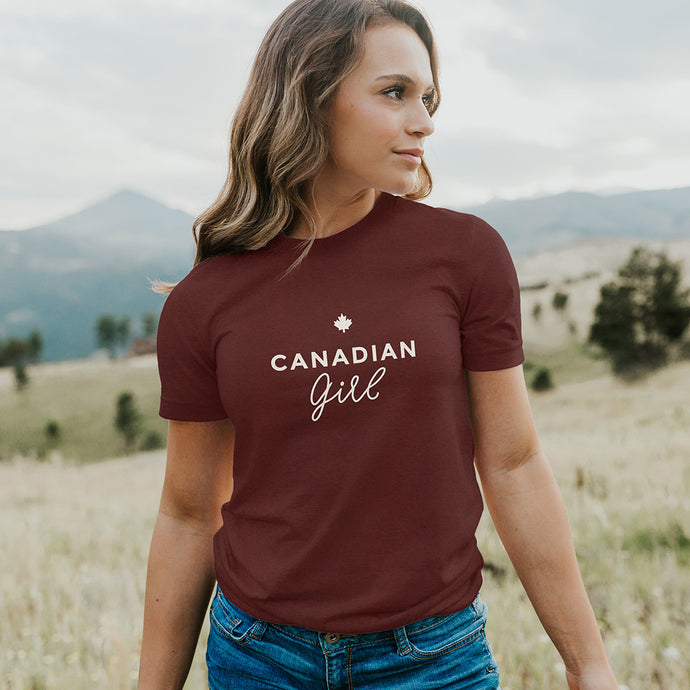 Canadian Girl | Unisex T