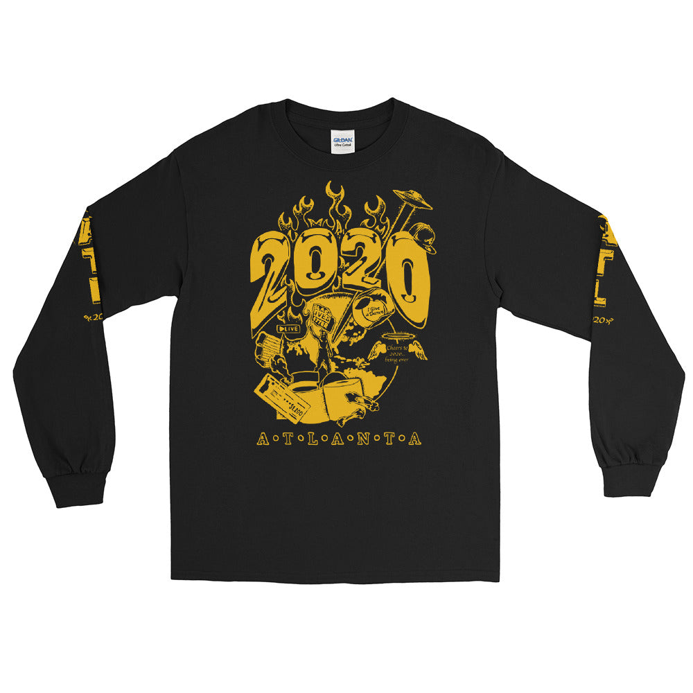 The F*@# 2020 Long-Sleeve Souvenir Shirt