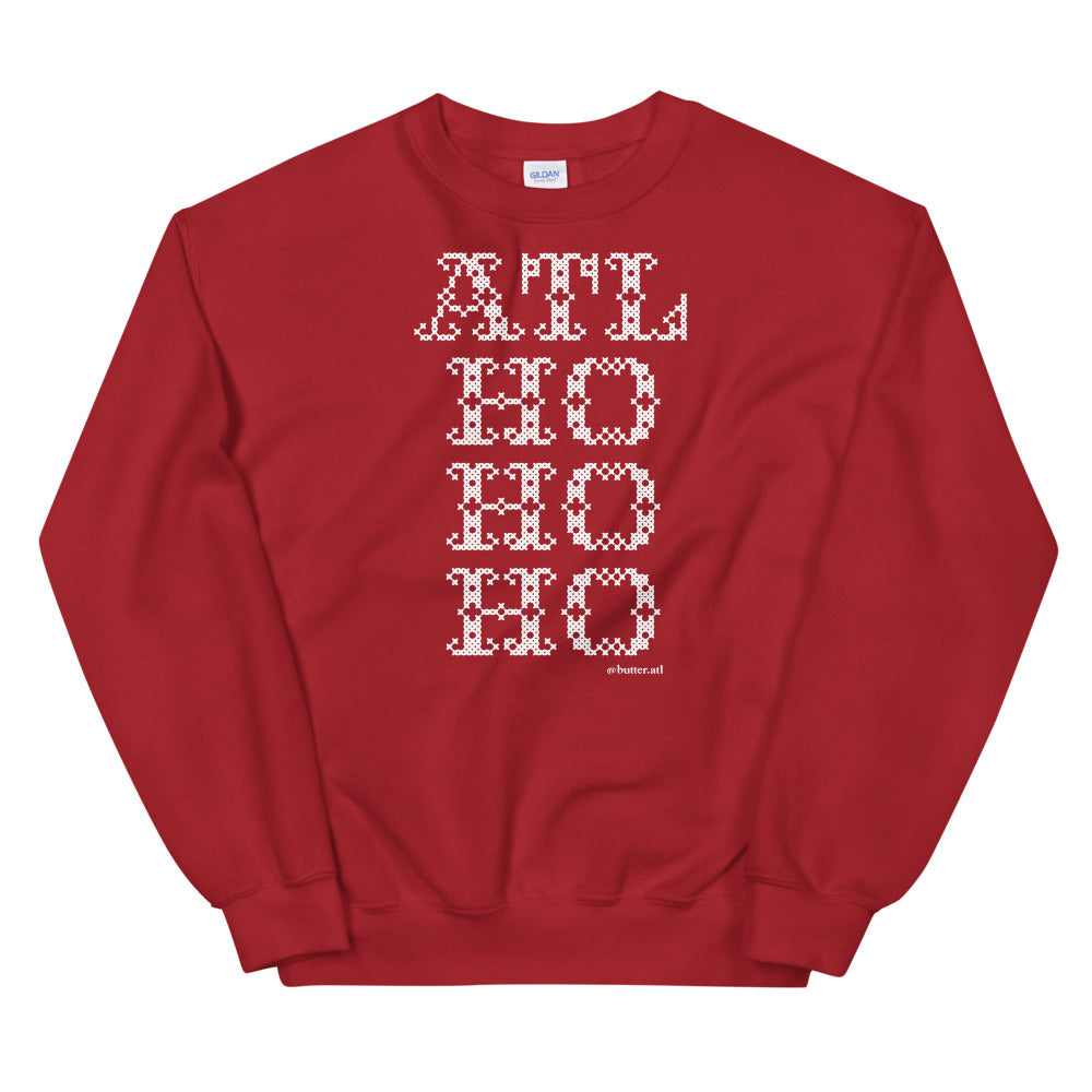 ATL Ho Ho Ho™ Holiday Sweater [Nice Edition]