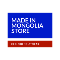 Made in Mongolia helps you to build eco-friendly ethical wardrobe.