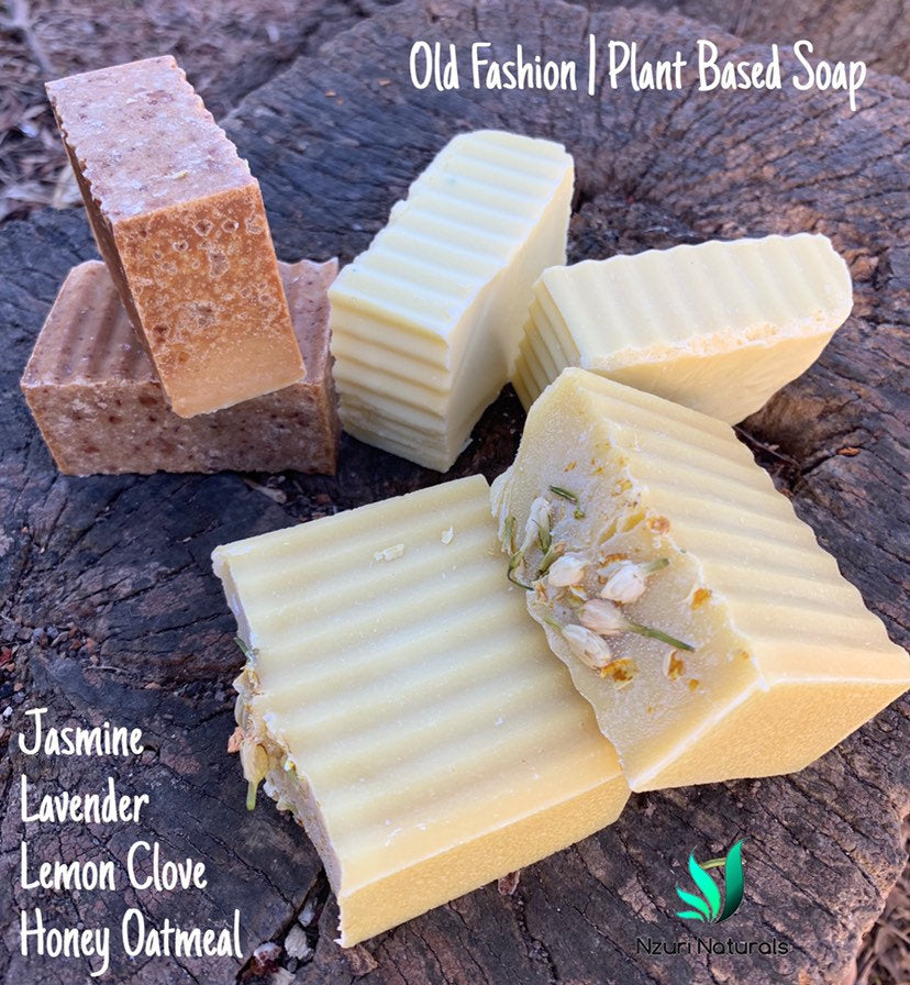 Old Fashion Soap | Plant Based Soap