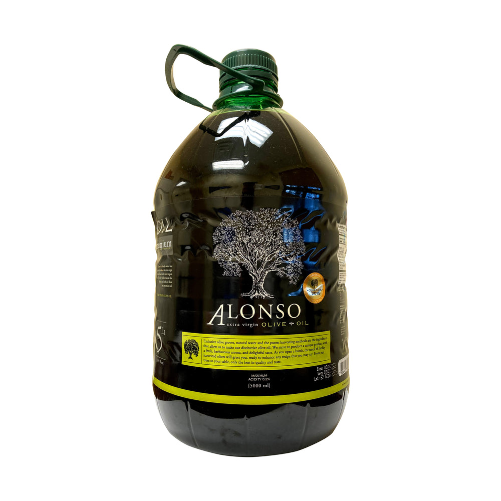 Alonso Extra Virgin Olive Oil, Arbequina 2019