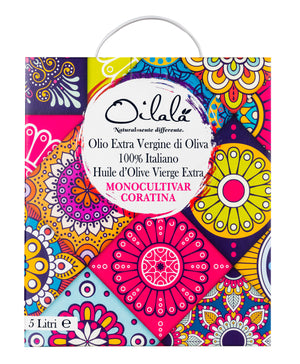 Oilala Bag in Box Extra Virgin Olive Oil
