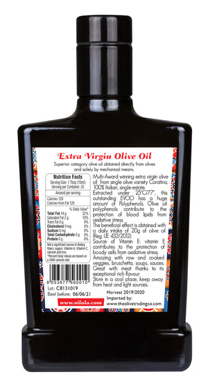 Coratina Extra Virgin Olive Oil