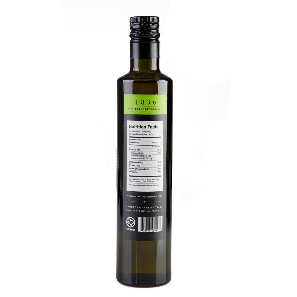 1836 Extra Virgin Olive Oil