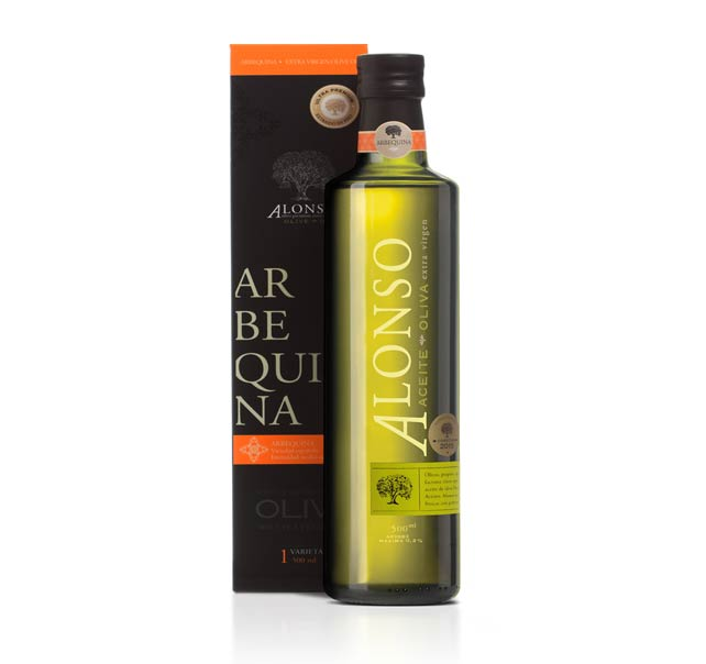 Alonso Olive Oil: Arbequina