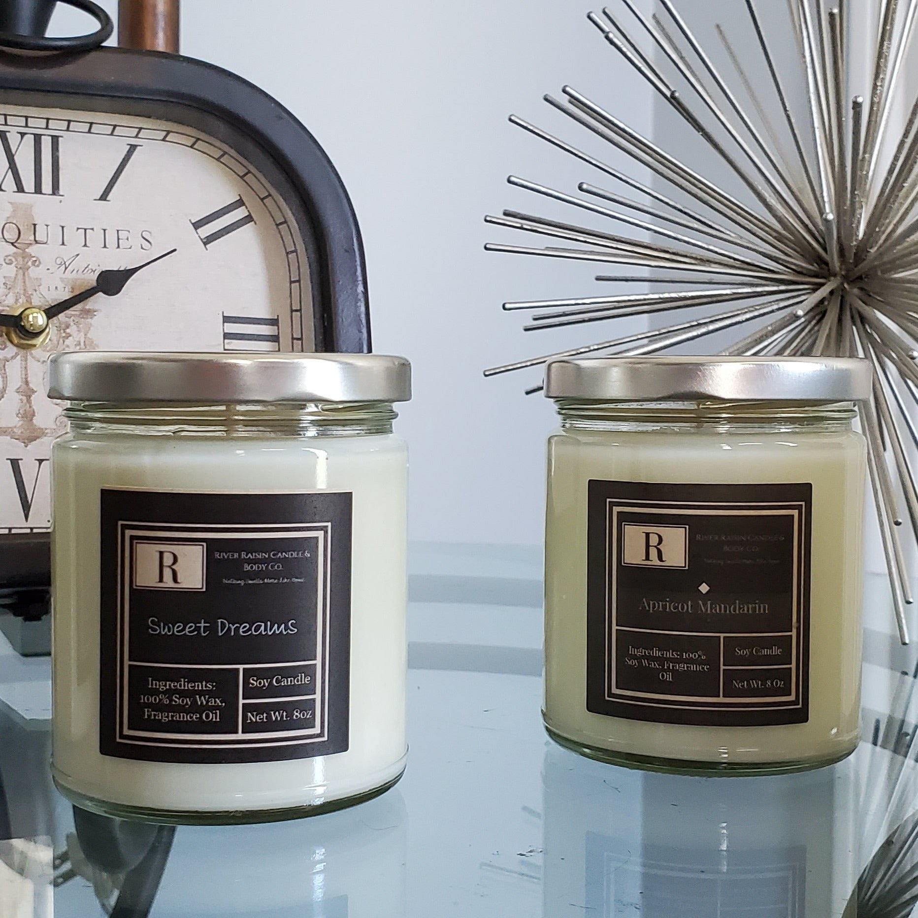 Limited Jelly Jar Candle
