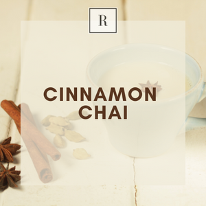 Cinnamon Chai - 100% All Natural | Soy Wax Scented Candle