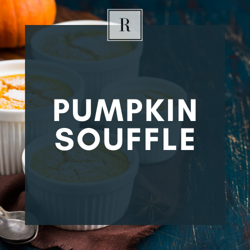 Pumpkin Soufflé - 100% All Natural | Soy Wax Scented Candle
