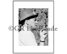 Load image into Gallery viewer, Frank Sinatra in Palm Springs George Lindblade Photo Wall Art