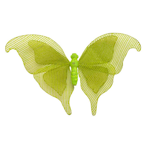 Green Butterfly for Spring Decorating