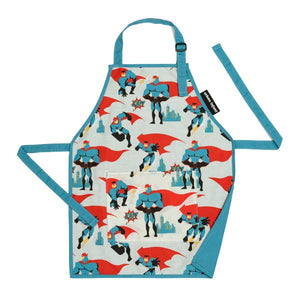 "Kid's ""Little Helper"" Aprons for Cooking and Crafts"