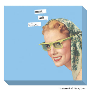 Anne Taintor Sticky Notes