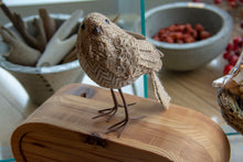 Load image into Gallery viewer, Burlap birds home decor