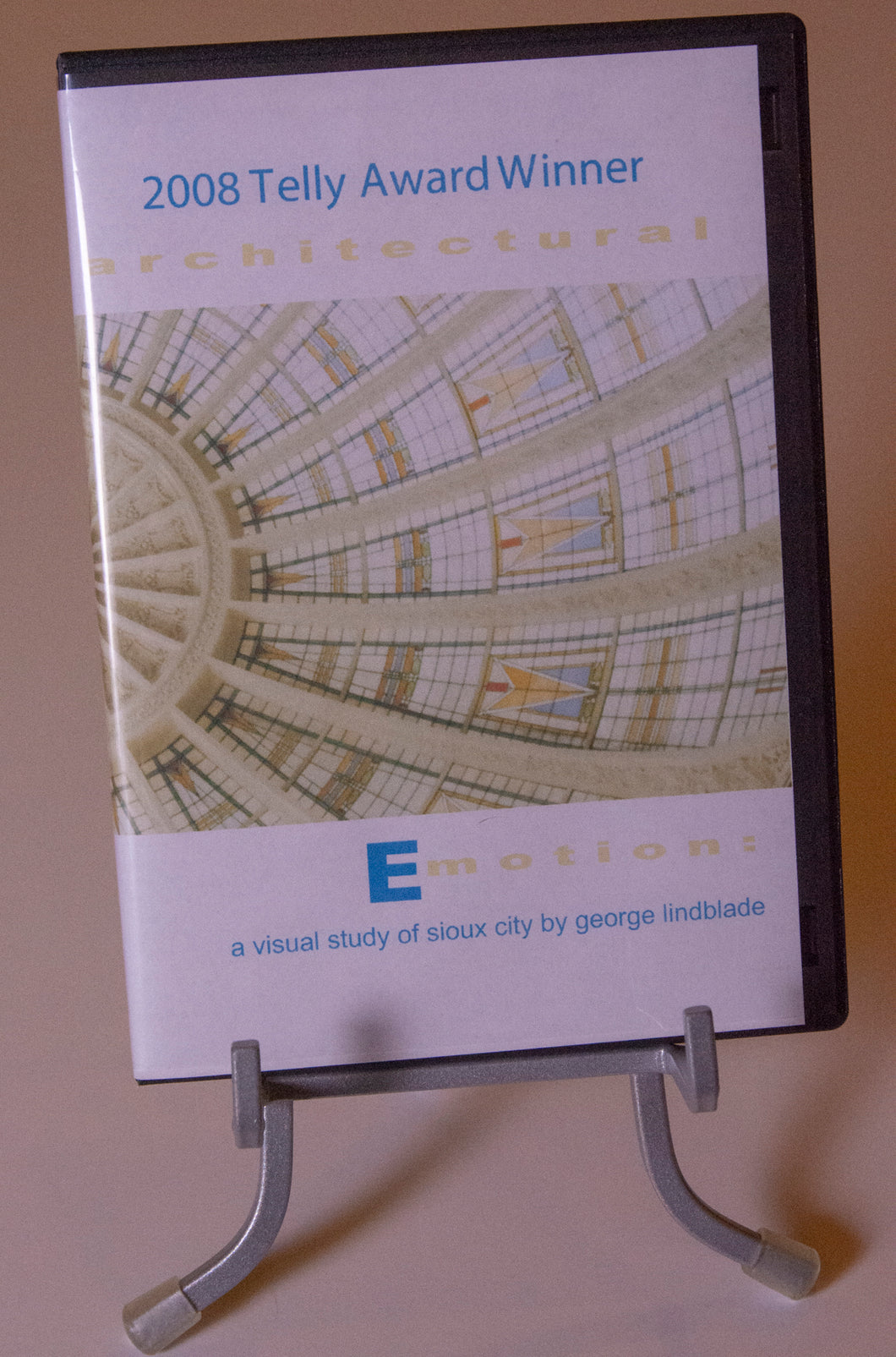Architectual Emotion, Sioux City Architecture  DVD
