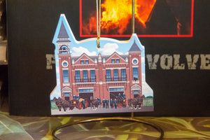 Sioux City Firehouse #1 Commemorative Ornament