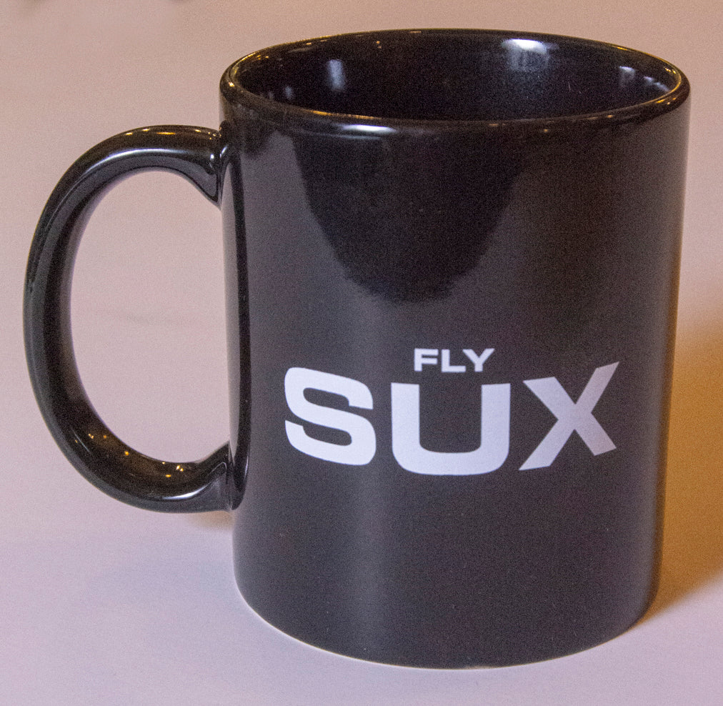 Fly SUX Coffee Mug