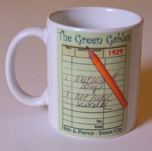 Green Gables Coffee Mug