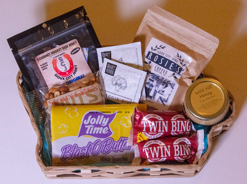 Iowa Gift Basket