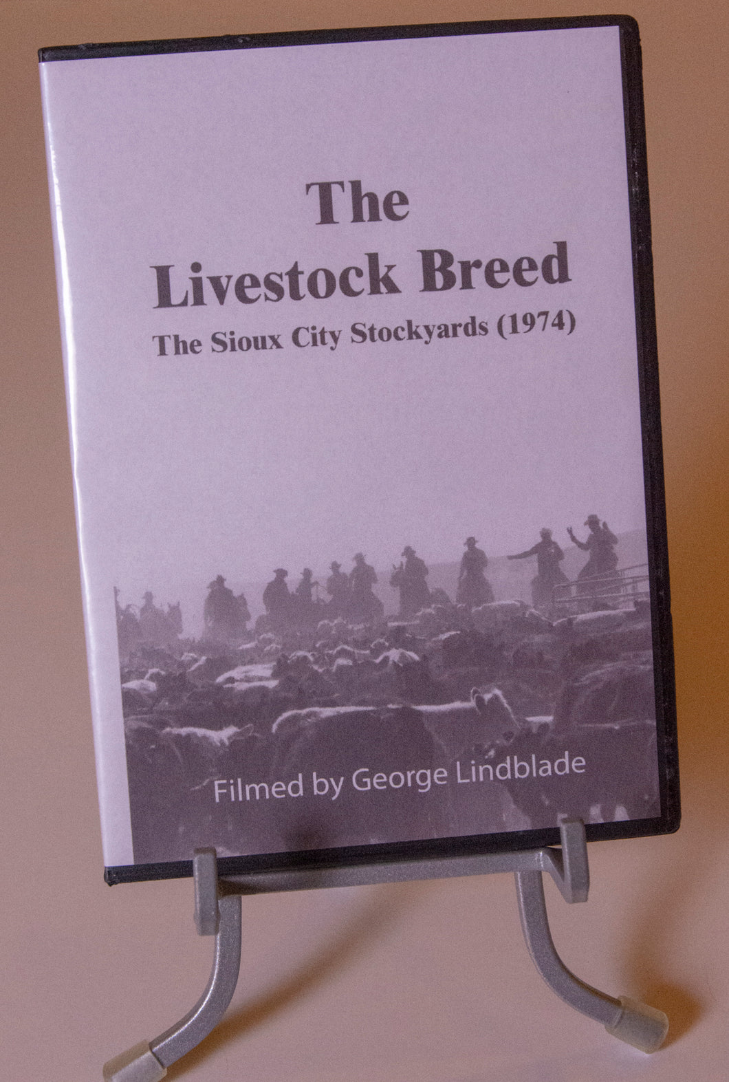 Livestock Breed DVD