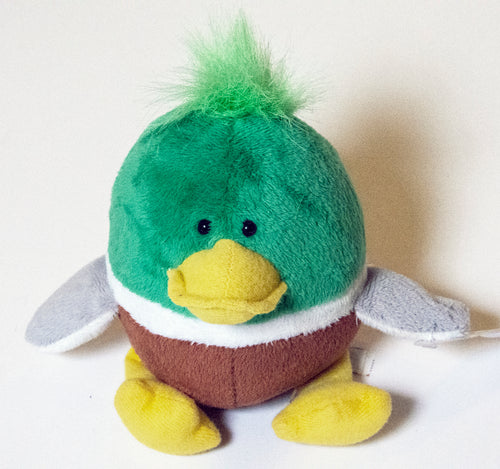 Stuffed Mallard Kid's Plush Toy Discontinued, Reduced
