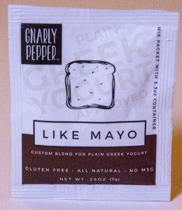 Gnarly Pepper Dip Mixes for the Pantry