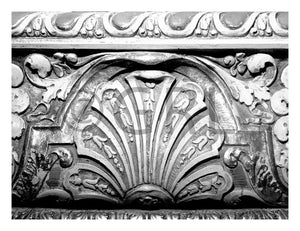 Orpheum Moulding Detail Photo Wall Art