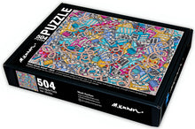 "Load image into Gallery viewer, Mark Kochen Artwork 504 Piece 16x20"" Puzzle"