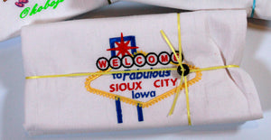 Welcome to Fabulous Sioux City Dish Flour Sack Dish Towel