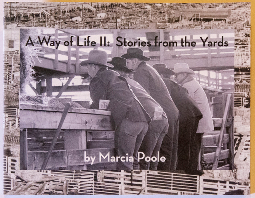 A Way of Life II, Stories from the Yards Book