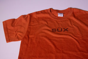 Fly SUX Texas Orange T-shirt CLOSEOUT Reduced