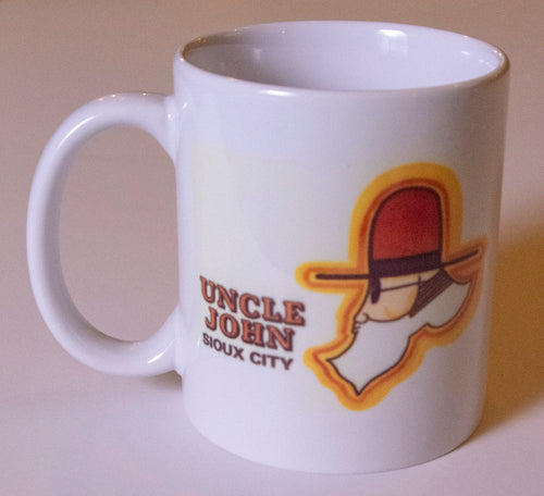 Uncle John Coffee Mug