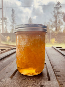 Special Honeycomb jars - Hawaiian Honey AT&S