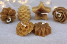 Load image into Gallery viewer, Pure Unscented Beeswax Candles - Hawaiian Honey AT&S