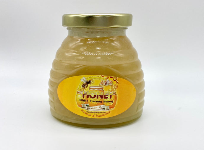 Creamy Hawaiian White Honey - Hawaiian Honey AT&S