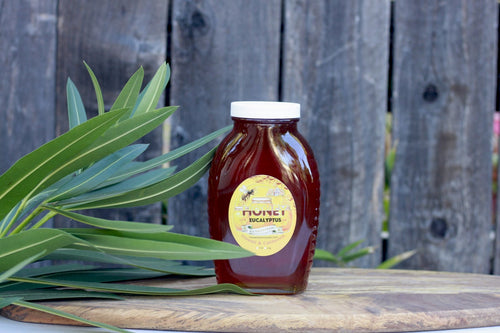 Eucalyptus Honey - Hawaiian Honey AT&S