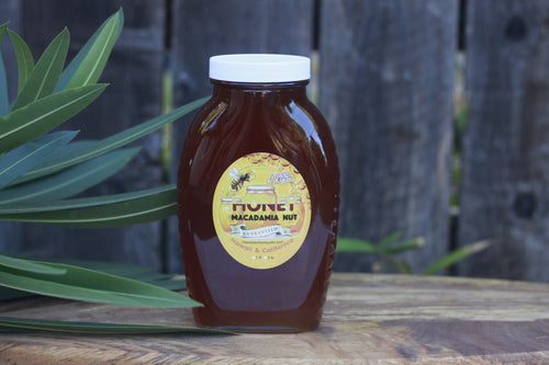 Macadamia Nut Honey - Hawaiian Honey AT&S