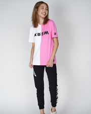Krew District Colorblock T-Shirt