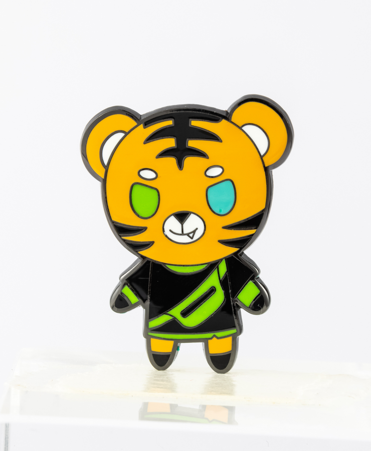 KREW TEDDIES PIN BOX