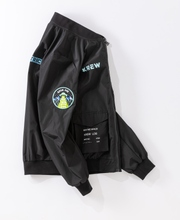 GIVE ME SPACE FLIGHT JACKET