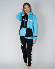 Krew District Colorblock Hoodie