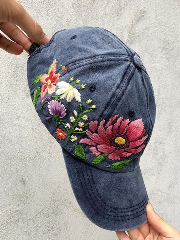 Canvas Vintage Hats