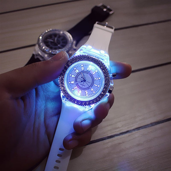 LED luminous watch watch