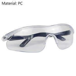 Protective Goggles Adjustable Safety Eye wear - Bella Trading Post