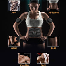 Load image into Gallery viewer, Wireless Muscle Stimulator Abs Enhancer And Fat Burner  2/4/6/8pc - Bella Trading Post
