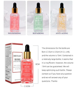 Vitamin C S Anti-Aging Facial Serum with Hyaluronic Acid, Retinol, and Vitamin E - Bella Trading Post