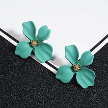 Load image into Gallery viewer, Cute Flower Stud Fashion Earrings - Bella Trading Post